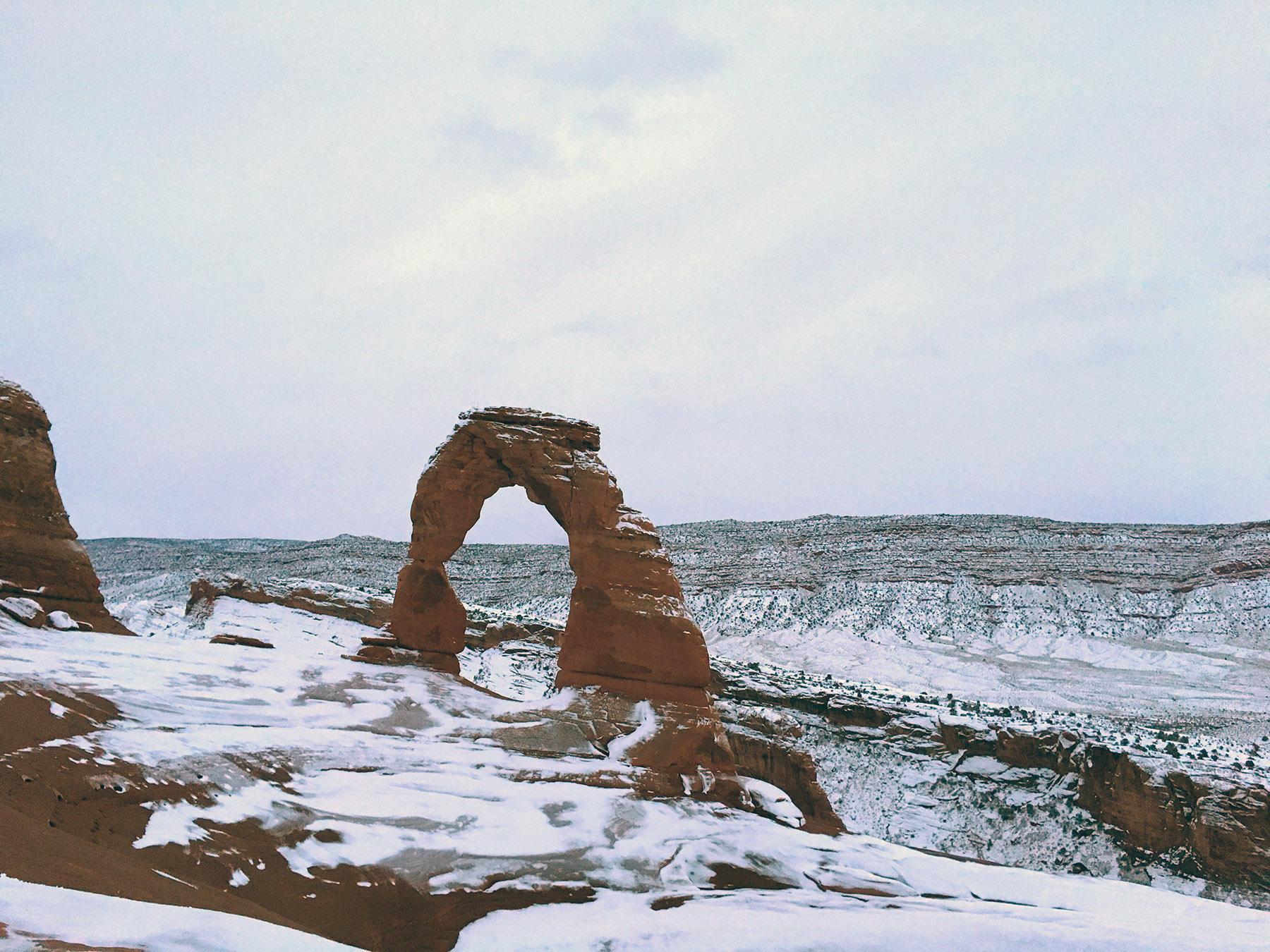 ANP Delicate Arch